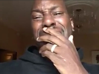 Tyrese Melts Down Before Court Battle, 'Don't Take My Baby!!'