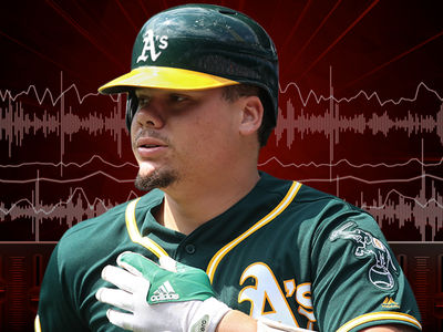 MLB's Bruce Maxwell 911 Call: He Pointed a Gun at Me