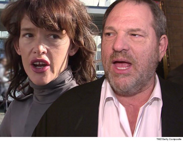 Paz de la Huerta: Weinstein raped me twice in my apartment
