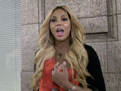 Tamar Braxton Rushed To Hospital After Bad Reaction To Flu Meds