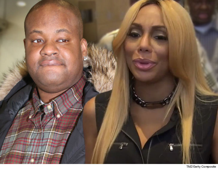 Tamar Braxton's Estranged Husband, Vincent Herbert Doesn't ...
