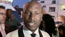 Tyrese Gibson Patted Down by Bailiffs in Custody Case