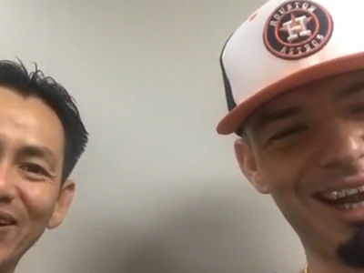 Paul Wall Says All Astros Players Are Getting Grillz, Keeping My World Series Promise!