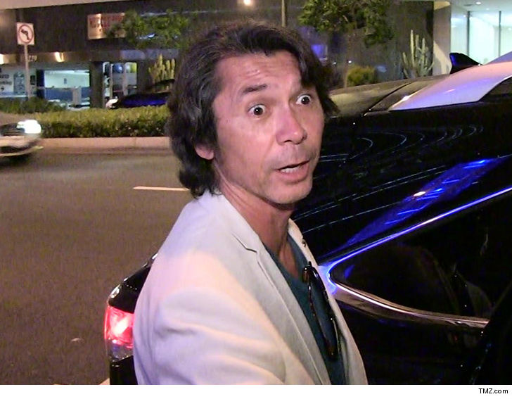 Lou Diamond Phillips Busted for DWI After Asking Cop for Directions