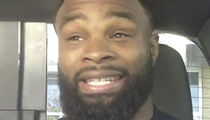 UFC Star Tyron Woodley Slams Conor McGregor for Gay Slur