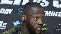 Deontay Wilder Promises Murder in the Ring, 'I'ma End His Life'