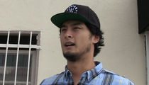 Yu Darvish's Emotional World Series Apology, 'I Couldn't Do It, I'm Sorry'