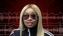 Blac Chyna's Hook on New Rap Song: 'Pop That Pu**y Like a Pistol, Yeah'