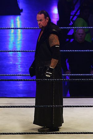 The Undertaker in the Ring