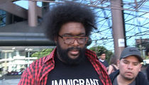 Questlove Shows Sympathy for Jimmy Fallon, 'When You Lose Someone It's Always Sad'