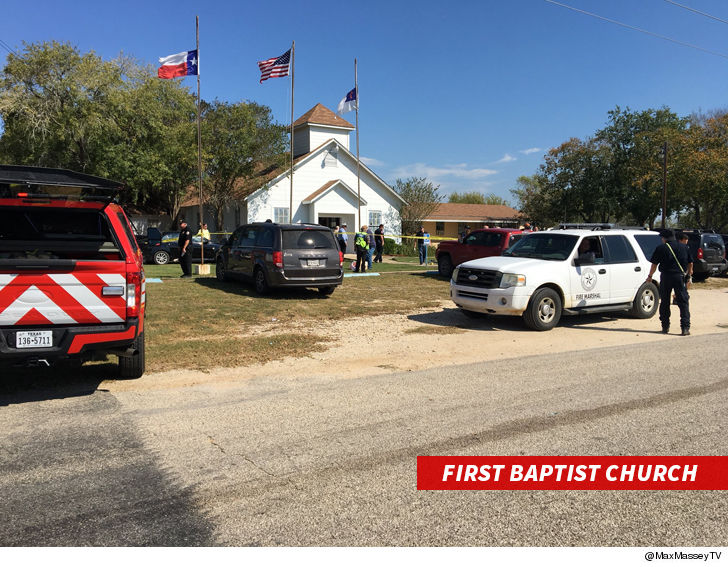 Texas Church Mass Shooting At Least 15 Shot, Multiple Deaths Gunman Reportedly Dead
