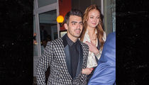 Joe Jonas and Sophie Turner Throw Engagement Dinner Celebration