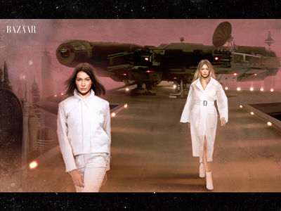'Star Wars: The Last Jedi' Is Super Fashionable to Supermodels
