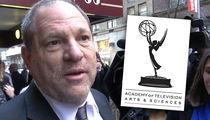 Harvey Weinstein Gets Lifetime Ban from TV Academy