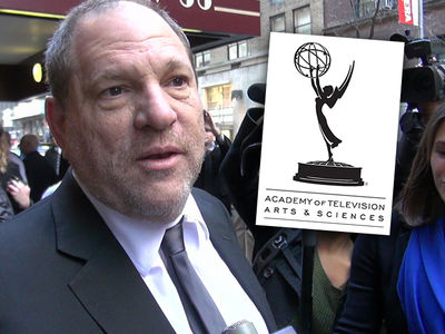 Harvey Weinstein Gets Lifetime Ban from TV Academy