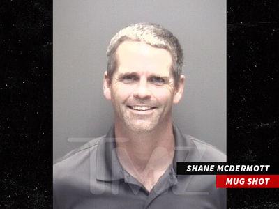 'All My Children' Star Shane McDermott Busted for Drunk in Public