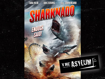 'Sharknado' Producers Sue Theater Company Staging 'Shark-nado'