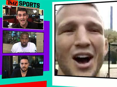 TJ Dillashaw: Cody Garbrandt Doesn't Deserve Rematch, Bring On Demetrious!