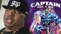 E-40 Sues Author of 'Captain Save a Hoe' Book