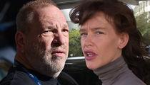 Harvey Weinstein's Team Says Indictment in Paz de la Huerta Case Not Imminent