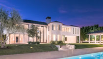 Kim Kardashian and Kanye West's Sold Bel-Air Mansion Photos