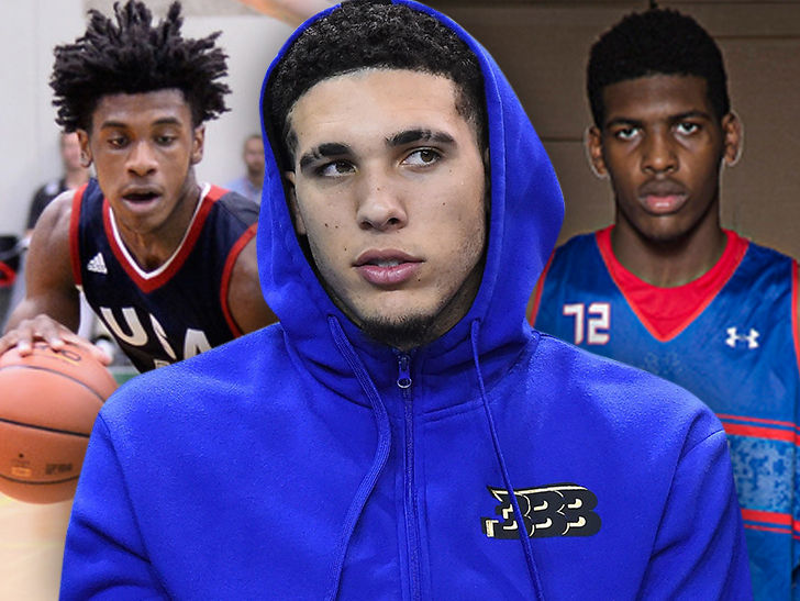 LiAngelo Ball Arrested In China for Shoplifting, UCLA ...