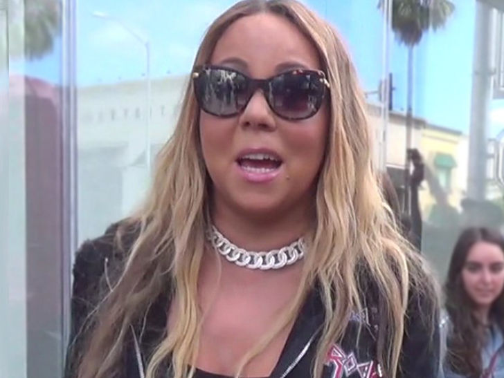 Mariah Carey, Security Guard Claims Sexual Harassment, Says She Also Called Him Nazi, Skinhead