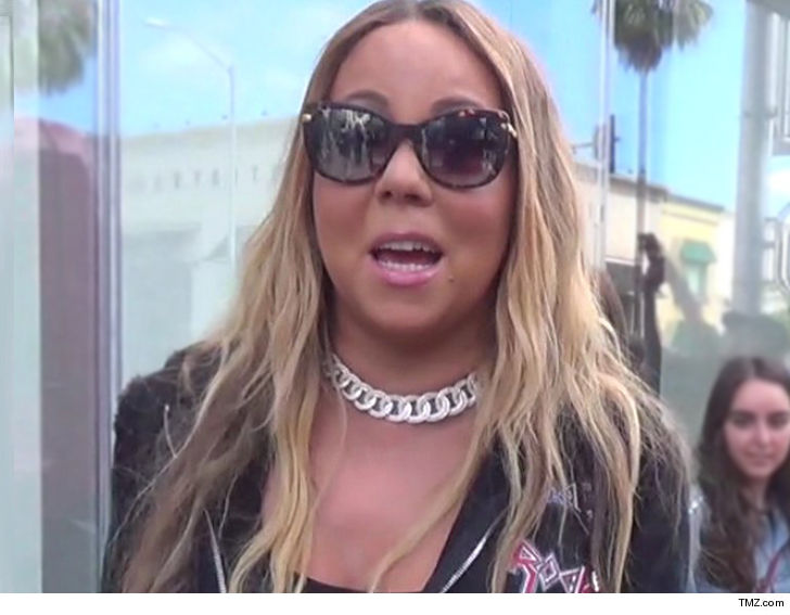 Mariah Carey's Former Security Guard Claims He Was Sexually Harassed