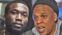 Meek Mill Gets Vows of Support from Jay-Z and T.I.