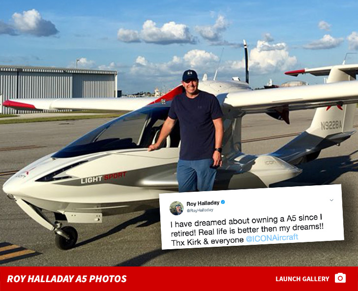 Image result for Plane Roy Halladay