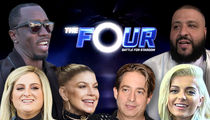 FOX Signs Big Talent as Judges on 'The Four'