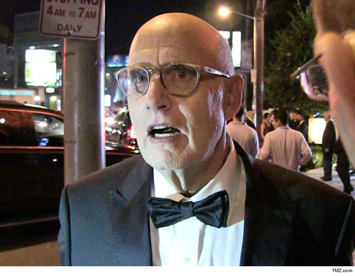 'Transparent' Star Jeffrey Tambor 'Vehemently' Denies Allegations of Inappropriate Behavior