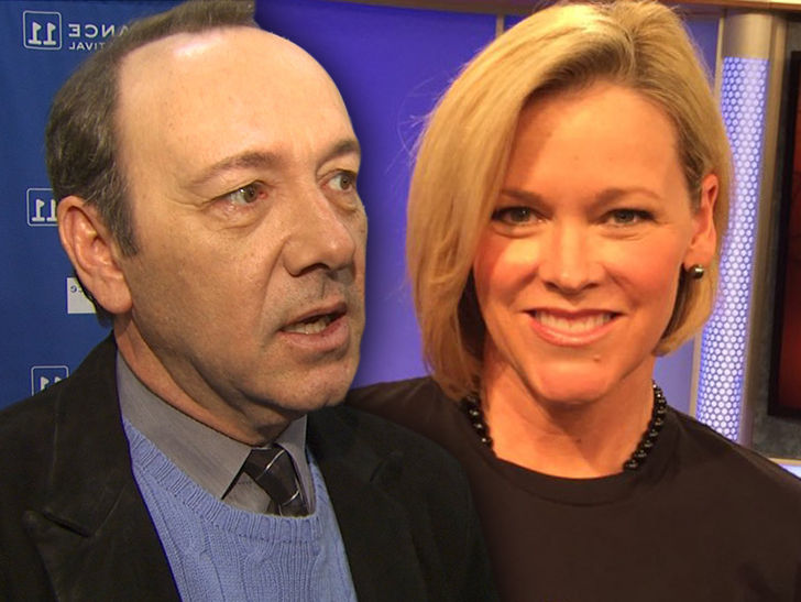Kevin Spacey, Former TV Anchor Says 18-Year-Old Family Member