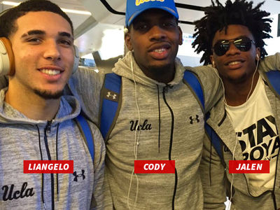 LiAngelo Ball & UCLA Offered Help From U.S. State Department