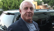Ric Flair Says He Masturbated Twice a Day on Top of Banging 10,000 Women