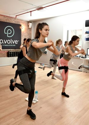 Victoria's Secret Angel Blanca Padilla's NYC Workout