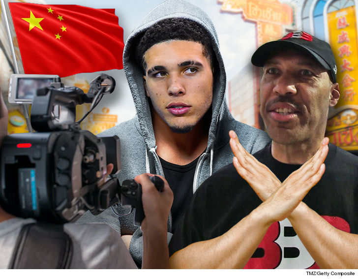 LiAngelo Ball Arrest Throws Huge Wrench In Reality Show ...