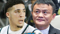 LiAngelo Ball, UCLA, Jack Ma Actively Lobbying Chinese Government for Release