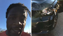 Pacman Jones 'Almost Killed' In Car Wreck Caused By Downed Power Lines