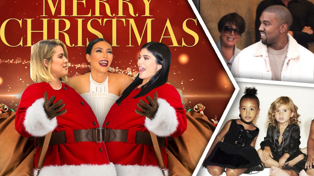 The Kardashian Christmas Card Will Be Extra Big This Year ...