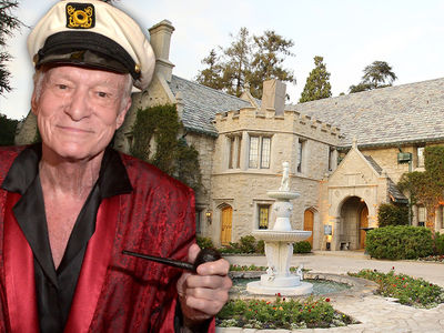 Hugh Hefner's Celebration of Life is Scalper's Dream