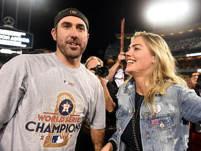Kate Upton Marries MLB Star Justin Verlander in Italian Wedding