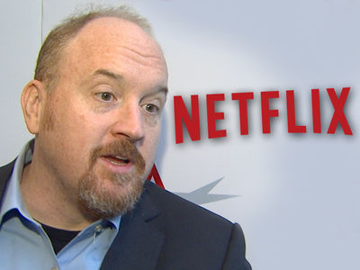 Netflix Backs Out of Louis C.K. Comedy Special