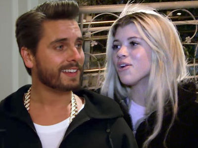 Scott Disick Finally Growing Up for Sofia Richie