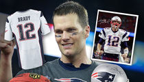 Tom Brady's Personal Autograph Session Prices Go Up ... Since March!