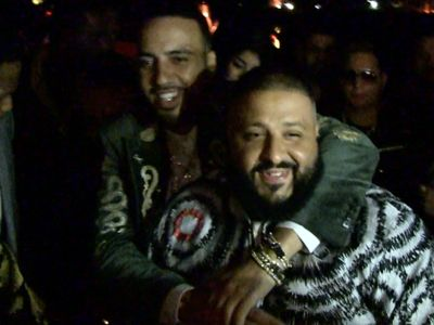 French Montana's 33rd Birthday Bash Filled with Celebs!!!