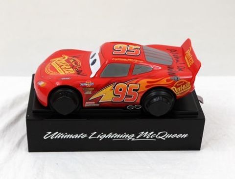 Sphero Ultimate Lightning McQueen Car Autographed by Owen Wilson