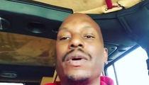 Tyrese Blames Depression Medication for Online Meltdown