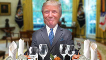 Donald Trump Solicits Re-Election Donations With $3 Breakfast Raffle