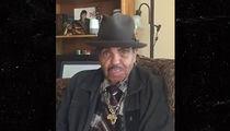 Michael Jackson's Father, Joe Jackson, Posts Bizarre Video Addressed to Blanket
